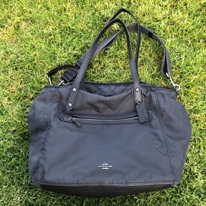 Coach Bags - Coach Diaper Bag & changing pad